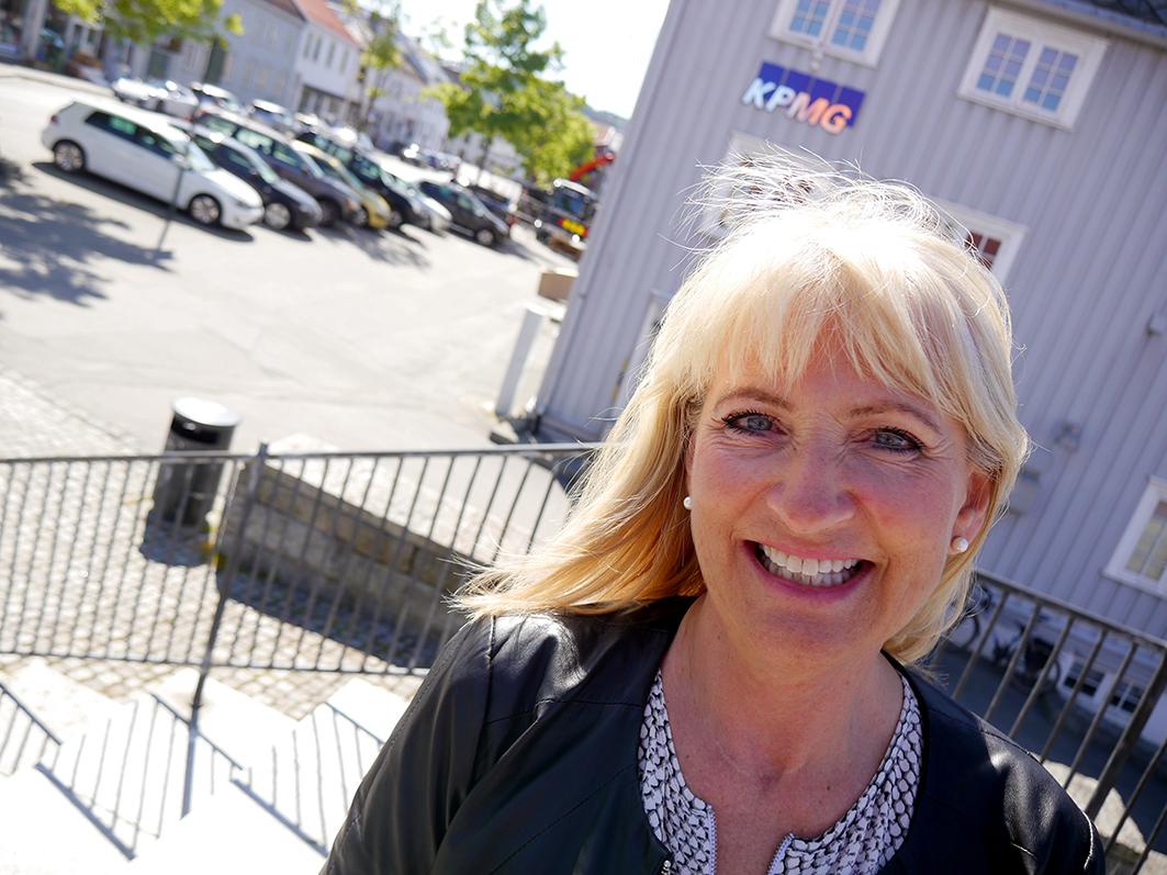 Nina Straume Stene, partner i KPMG Trondheim og fagrådsmedlem i Fagråd for styrearbeid i Næringsforeningen i Trondheim. Tekst og foto: Jan-Are Hansen