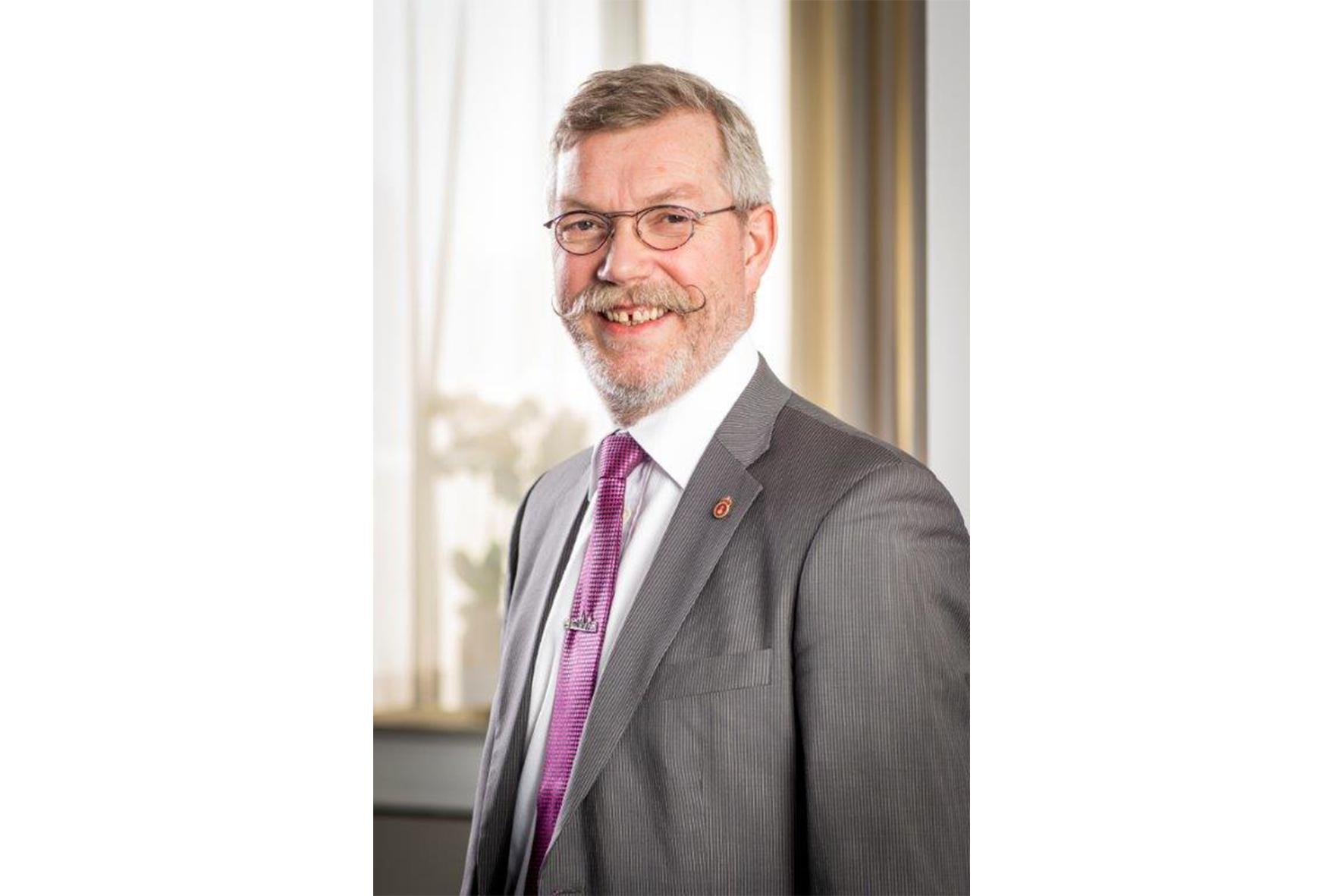 Anders Thorgaard. Head of Operations Norway & Sweden, Group Operations, Danske Bank. Av: Kenneth Stoltz
