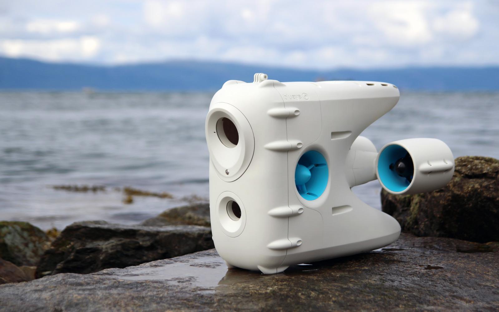 Kommende storselger? EGGS er tungt involvert i utviklingen av undervannsdronen Blue Eye.