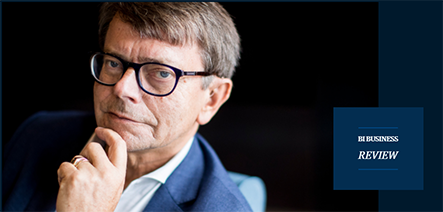 Torger Reve lanserer en vekststrategi for norsk næringsliv.