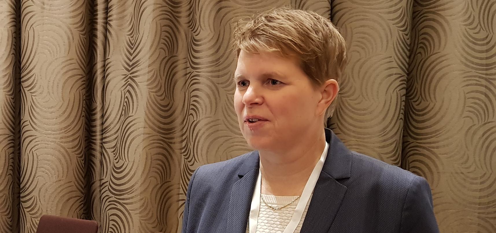 Opptur i sikte? Kommunalråd Ingrid Skjøtskift (H) tror på et solid oppsving for teknologibransjen i Trondheimsregionen frem mot 2025.
